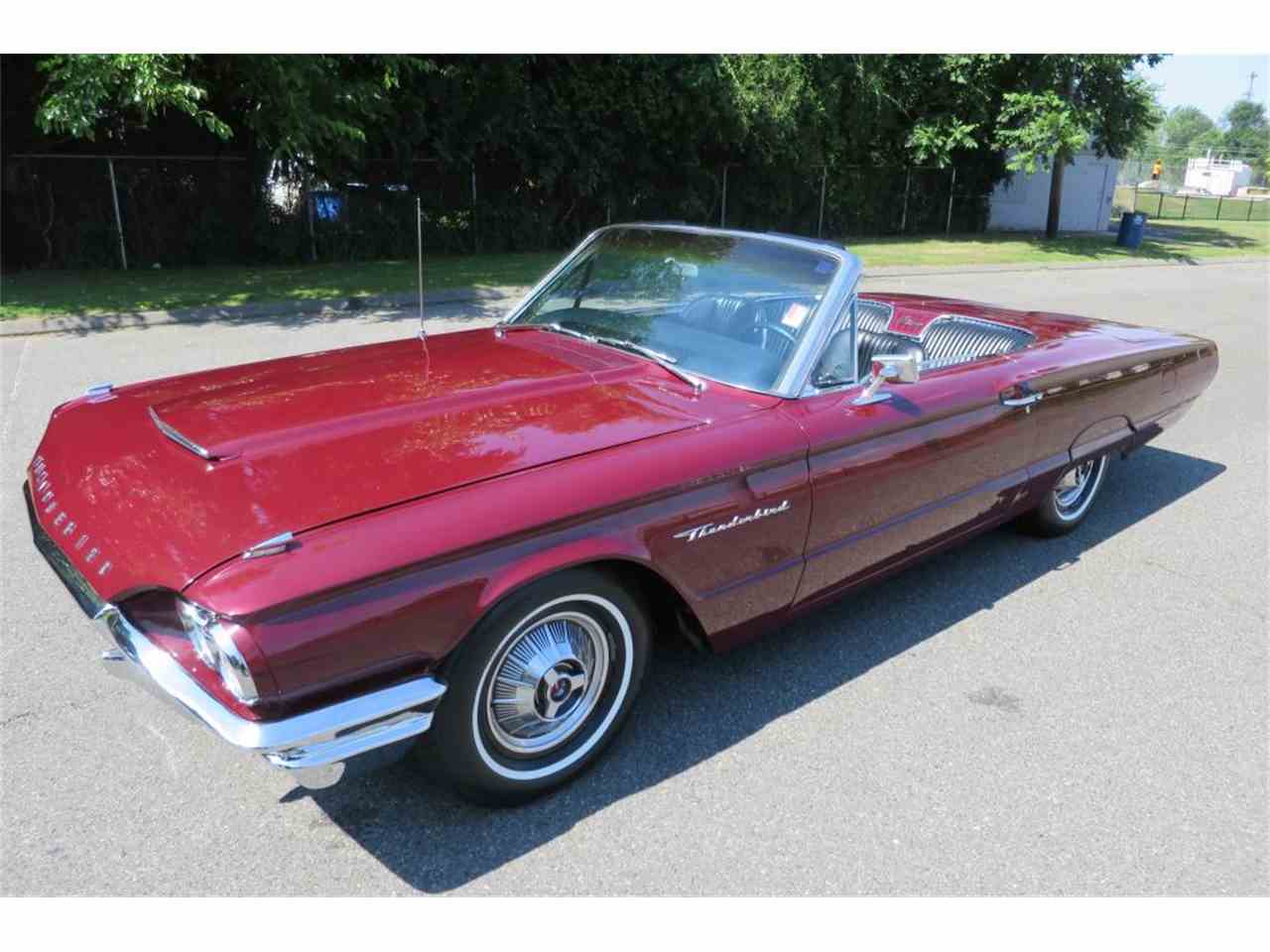 Large Picture of '64 Thunderbird - LHHL