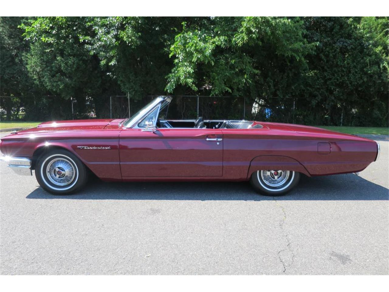 Large Picture of Classic 1964 Thunderbird - LHHL