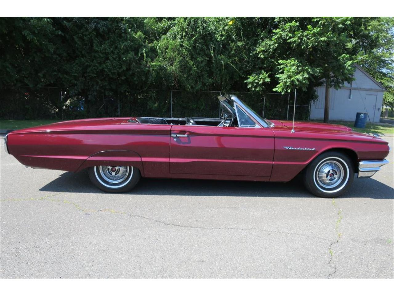 Large Picture of 1964 Thunderbird Auction Vehicle - LHHL
