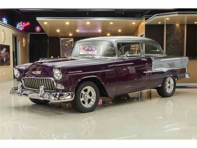 Picture of Classic '55 Chevrolet 210 Auction Vehicle Offered by  - LHHN