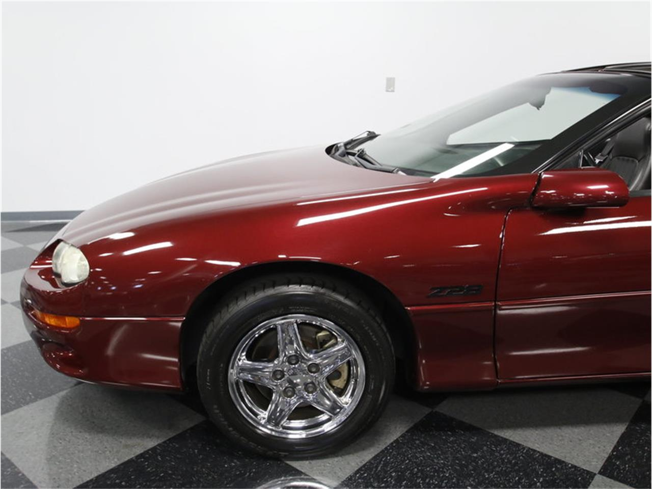 Large Picture of '00 Camaro Z28 - LHHO
