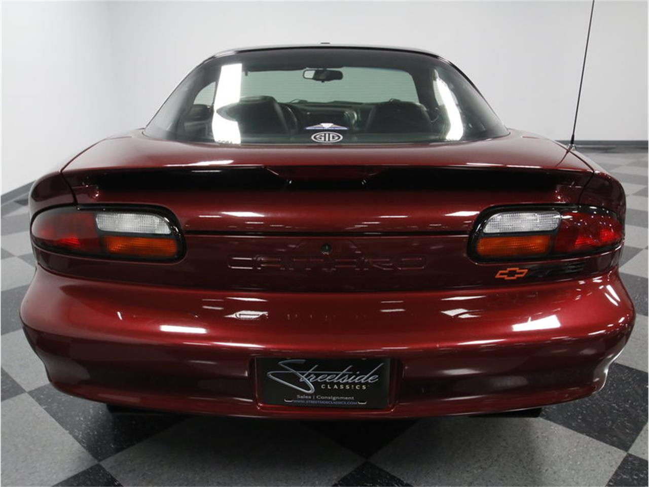 Large Picture of '00 Chevrolet Camaro Z28 - $15,995.00 Offered by Streetside Classics - Charlotte - LHHO