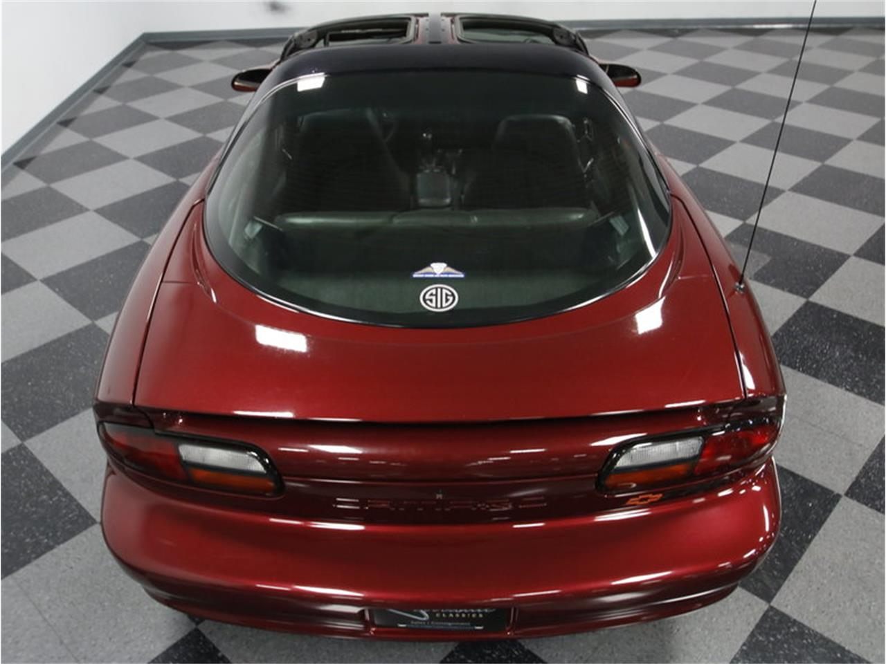 Large Picture of '00 Chevrolet Camaro Z28 located in Concord North Carolina - $15,995.00 - LHHO