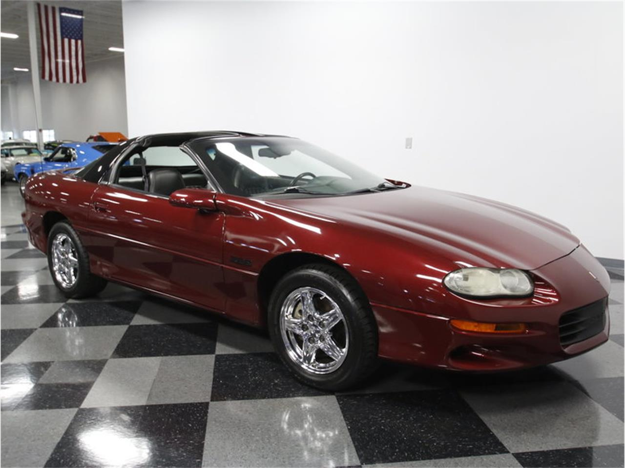 Large Picture of 2000 Camaro Z28 Offered by Streetside Classics - Charlotte - LHHO