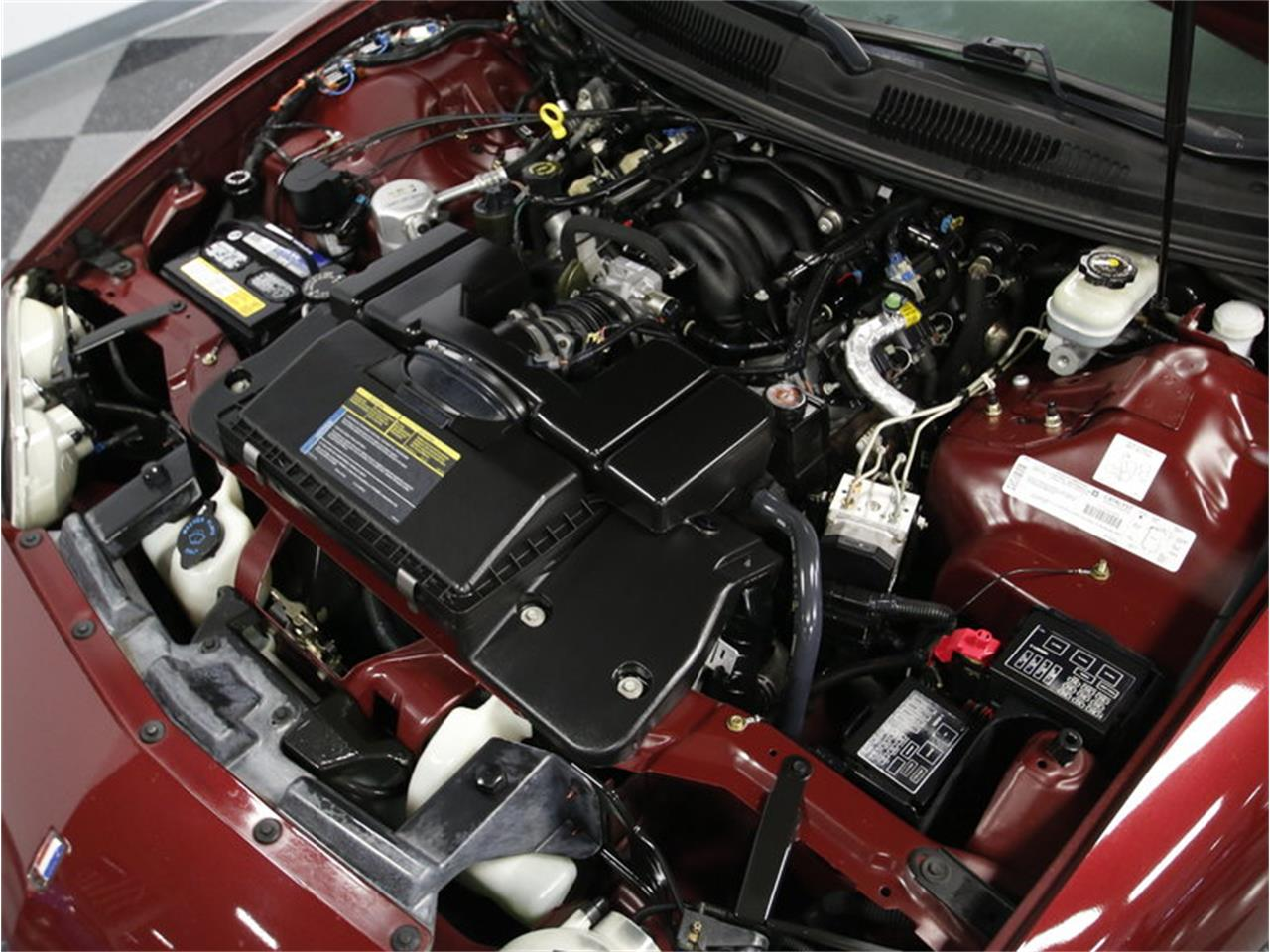 Large Picture of 2000 Camaro Z28 located in North Carolina - $15,995.00 - LHHO
