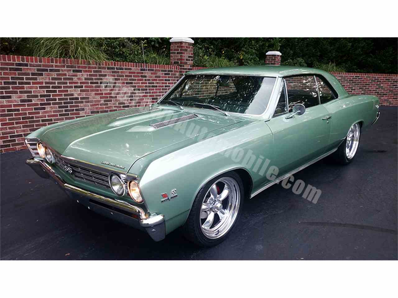 Large Picture of Classic '67 Chevelle SS located in Huntingtown Maryland - LHHU