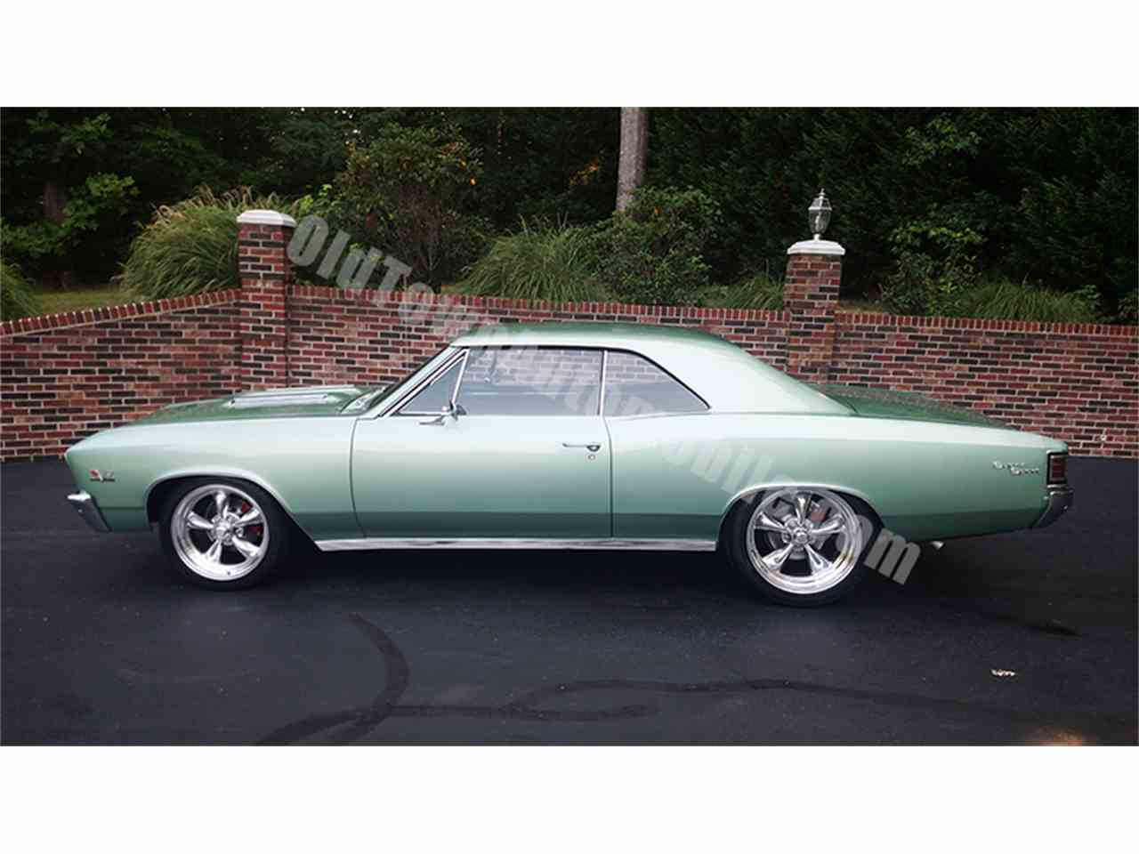 Large Picture of '67 Chevrolet Chevelle SS located in Huntingtown Maryland - $52,900.00 Offered by Old Town Automobile - LHHU