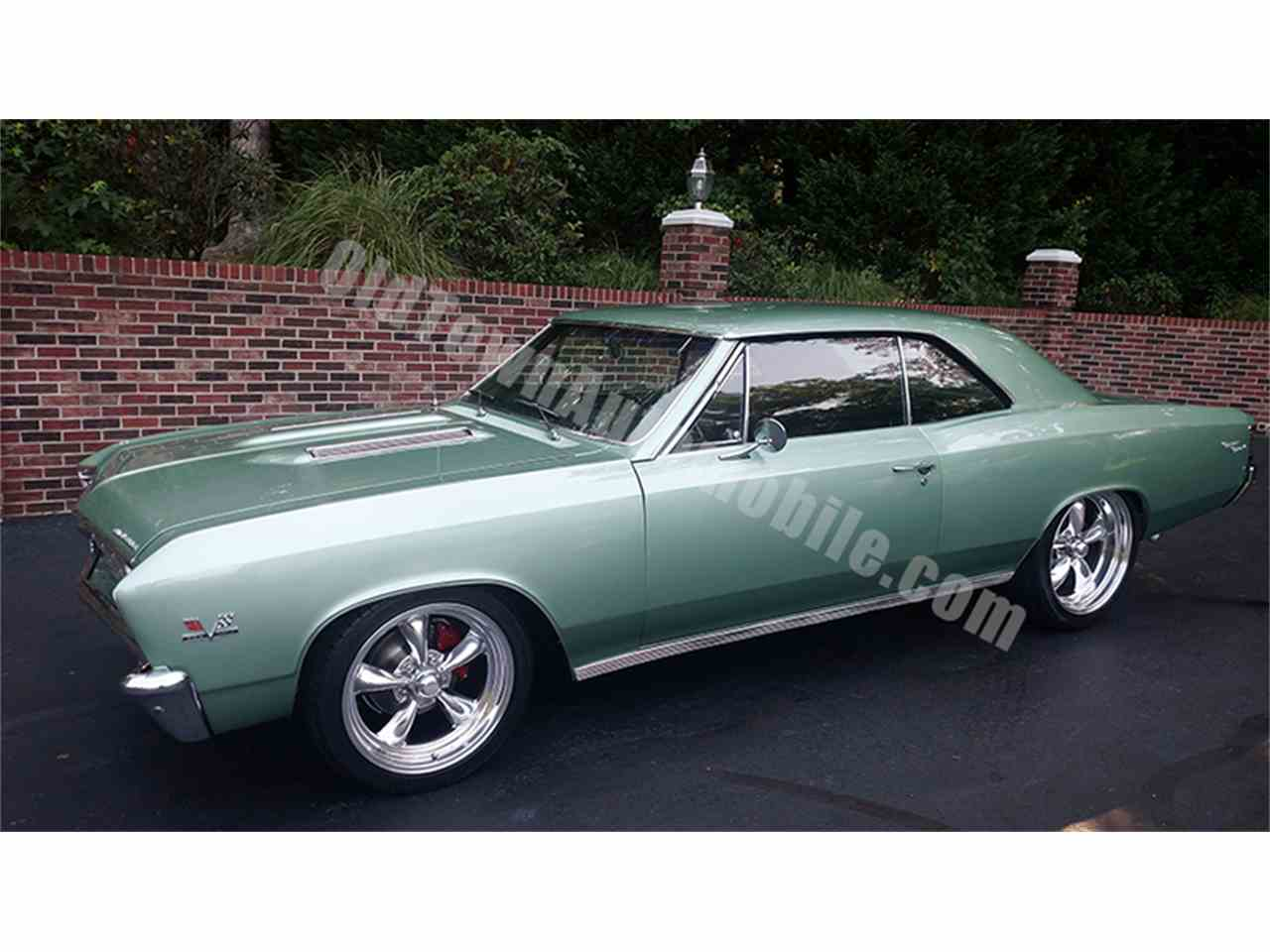 Large Picture of '67 Chevrolet Chevelle SS located in Huntingtown Maryland Offered by Old Town Automobile - LHHU