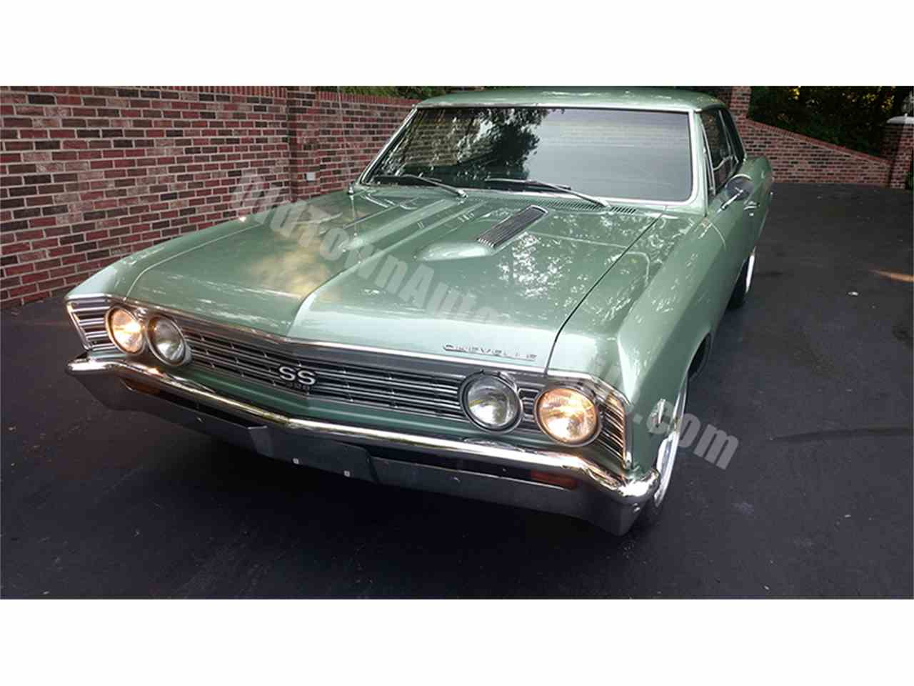 Large Picture of '67 Chevrolet Chevelle SS - $52,900.00 Offered by Old Town Automobile - LHHU
