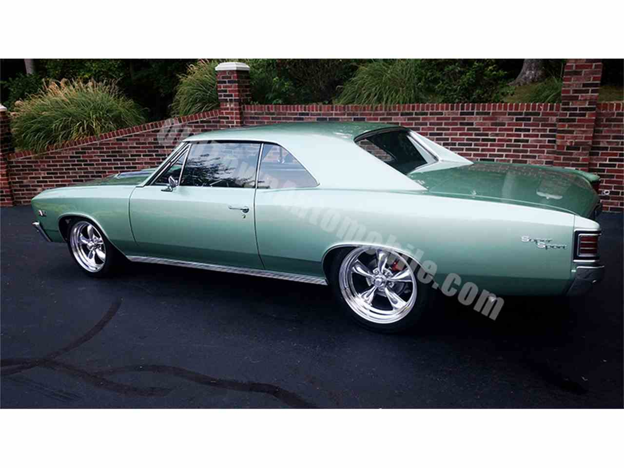 Large Picture of 1967 Chevrolet Chevelle SS located in Maryland - $52,900.00 - LHHU
