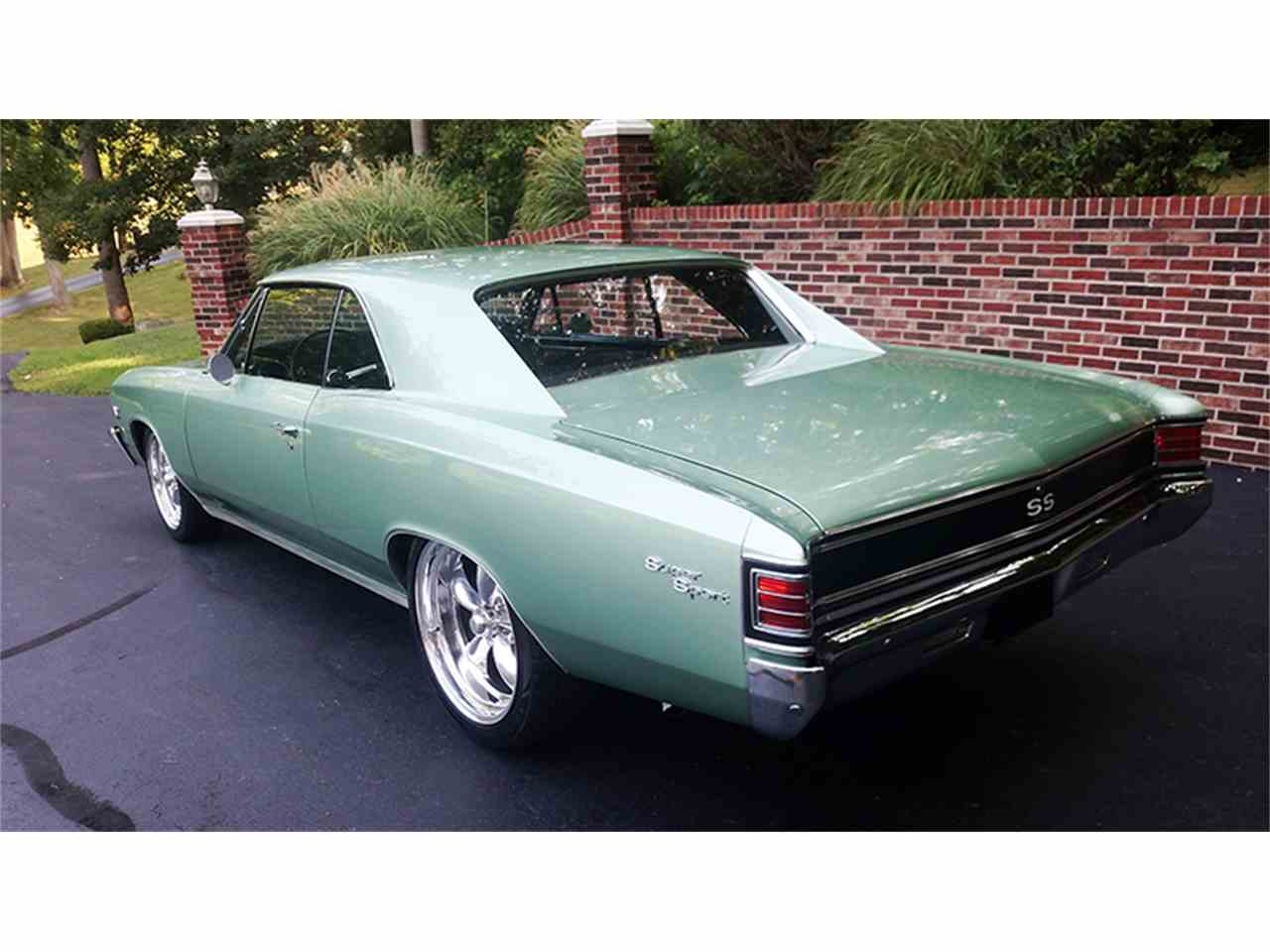 Large Picture of '67 Chevelle SS located in Maryland - $52,900.00 Offered by Old Town Automobile - LHHU