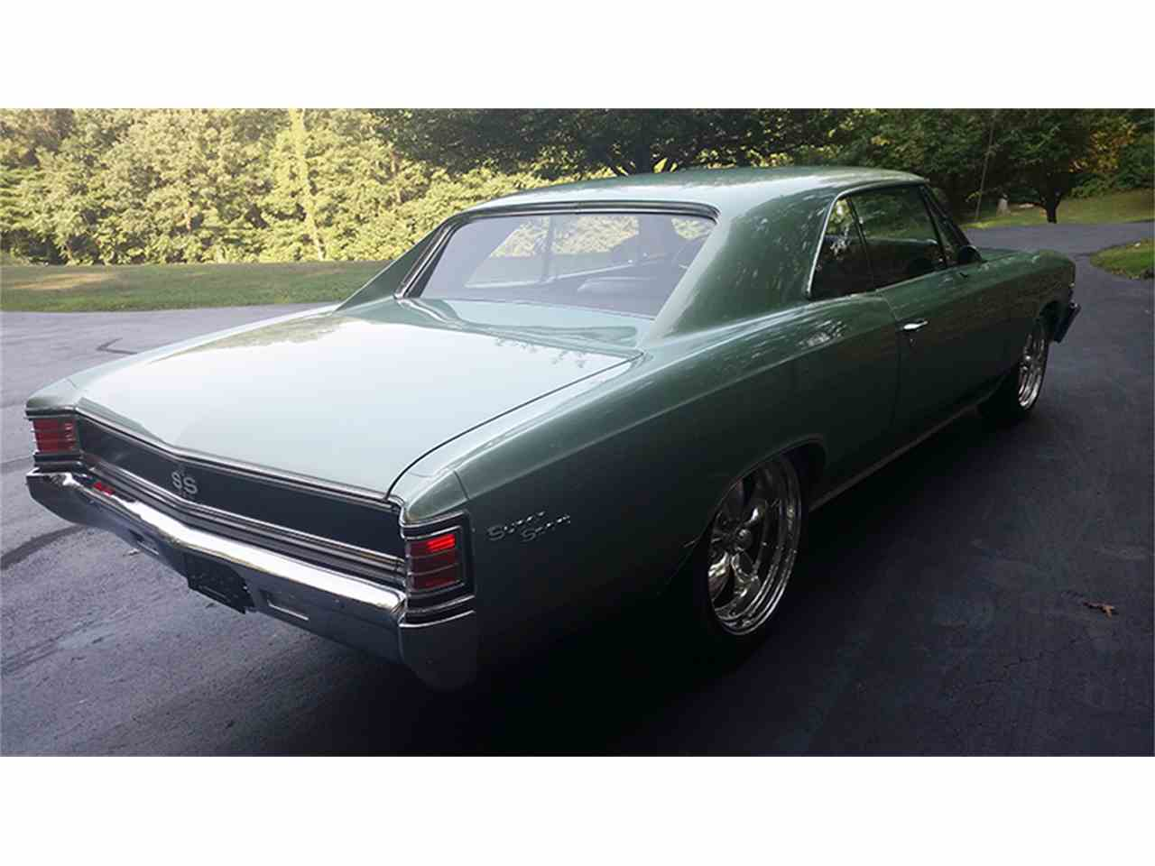 Large Picture of Classic 1967 Chevelle SS located in Huntingtown Maryland - $52,900.00 - LHHU