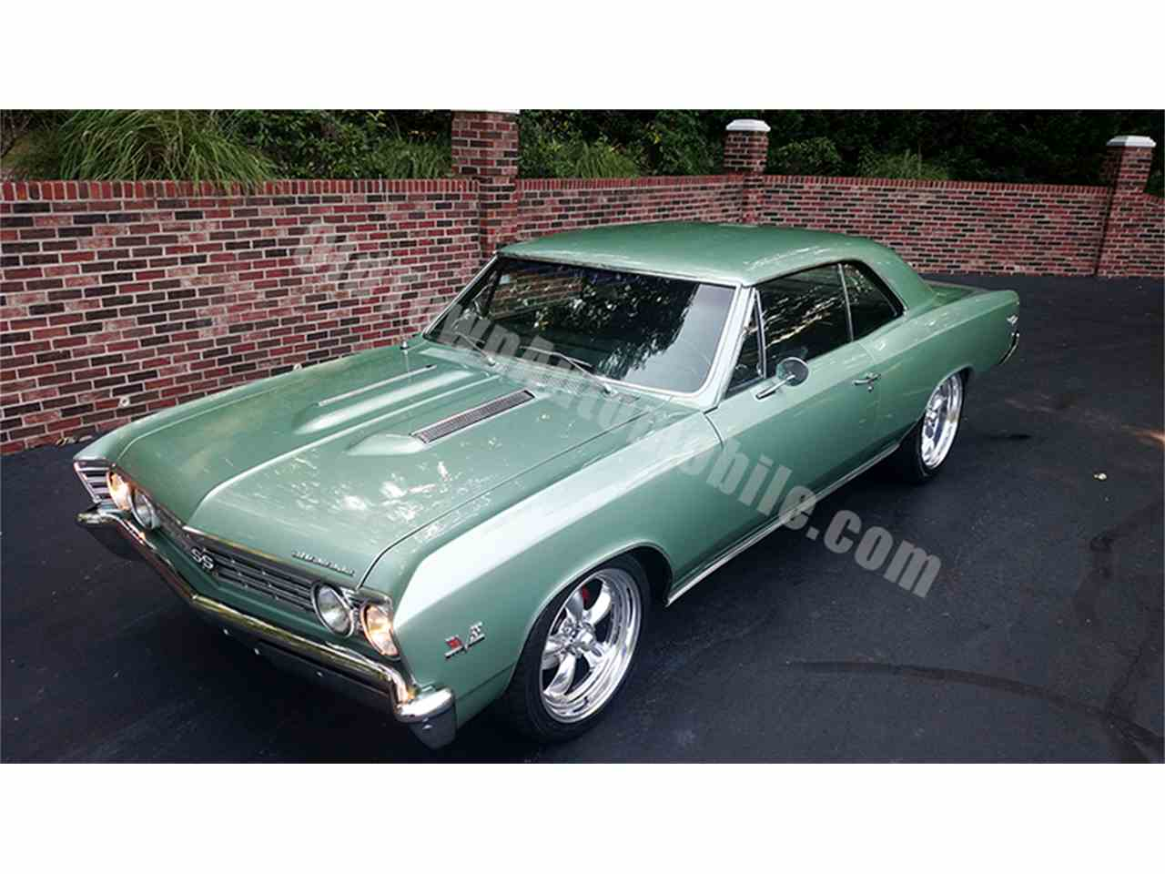 Large Picture of Classic '67 Chevrolet Chevelle SS - $52,900.00 - LHHU