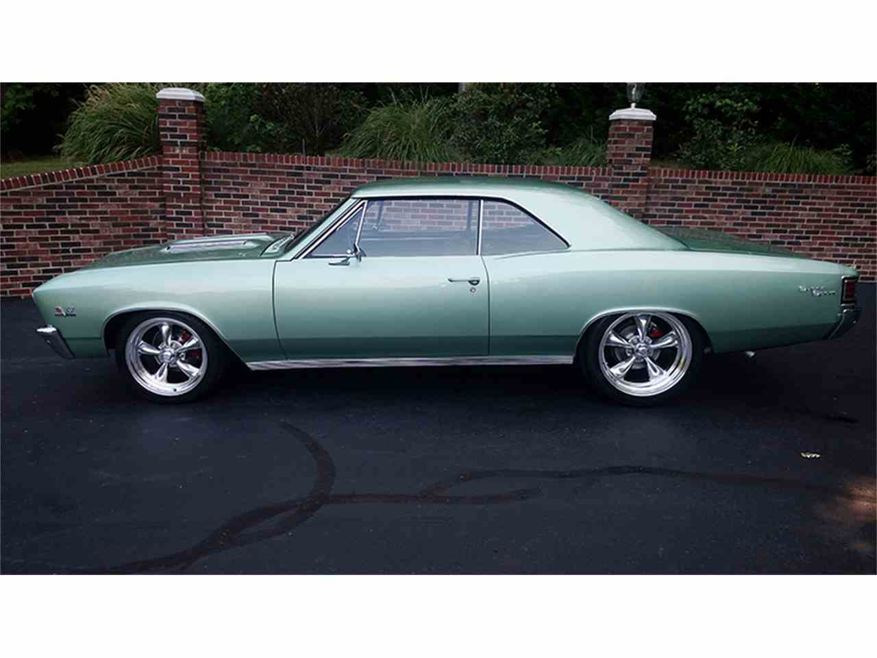 Large Picture of Classic 1967 Chevelle SS located in Huntingtown Maryland - LHHU
