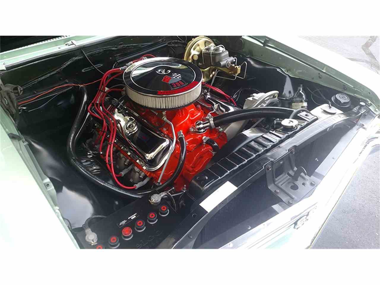 Large Picture of Classic 1967 Chevelle SS - LHHU
