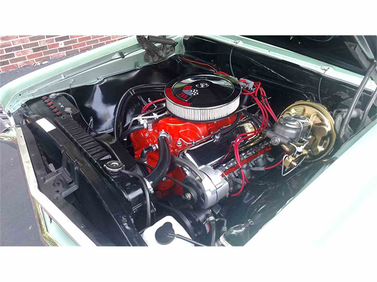 Large Picture of 1967 Chevrolet Chevelle SS - LHHU