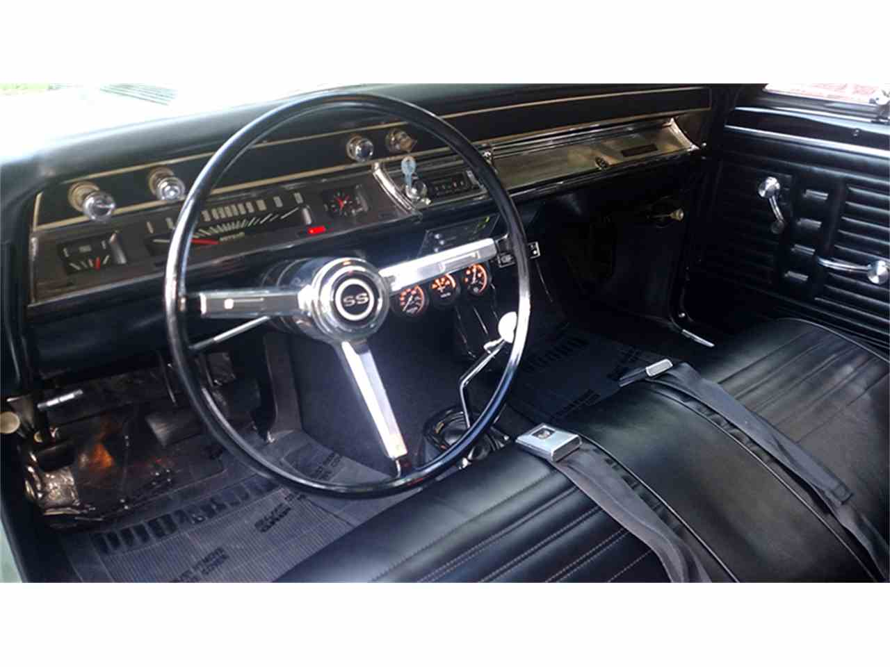 Large Picture of Classic 1967 Chevrolet Chevelle SS - $52,900.00 Offered by Old Town Automobile - LHHU