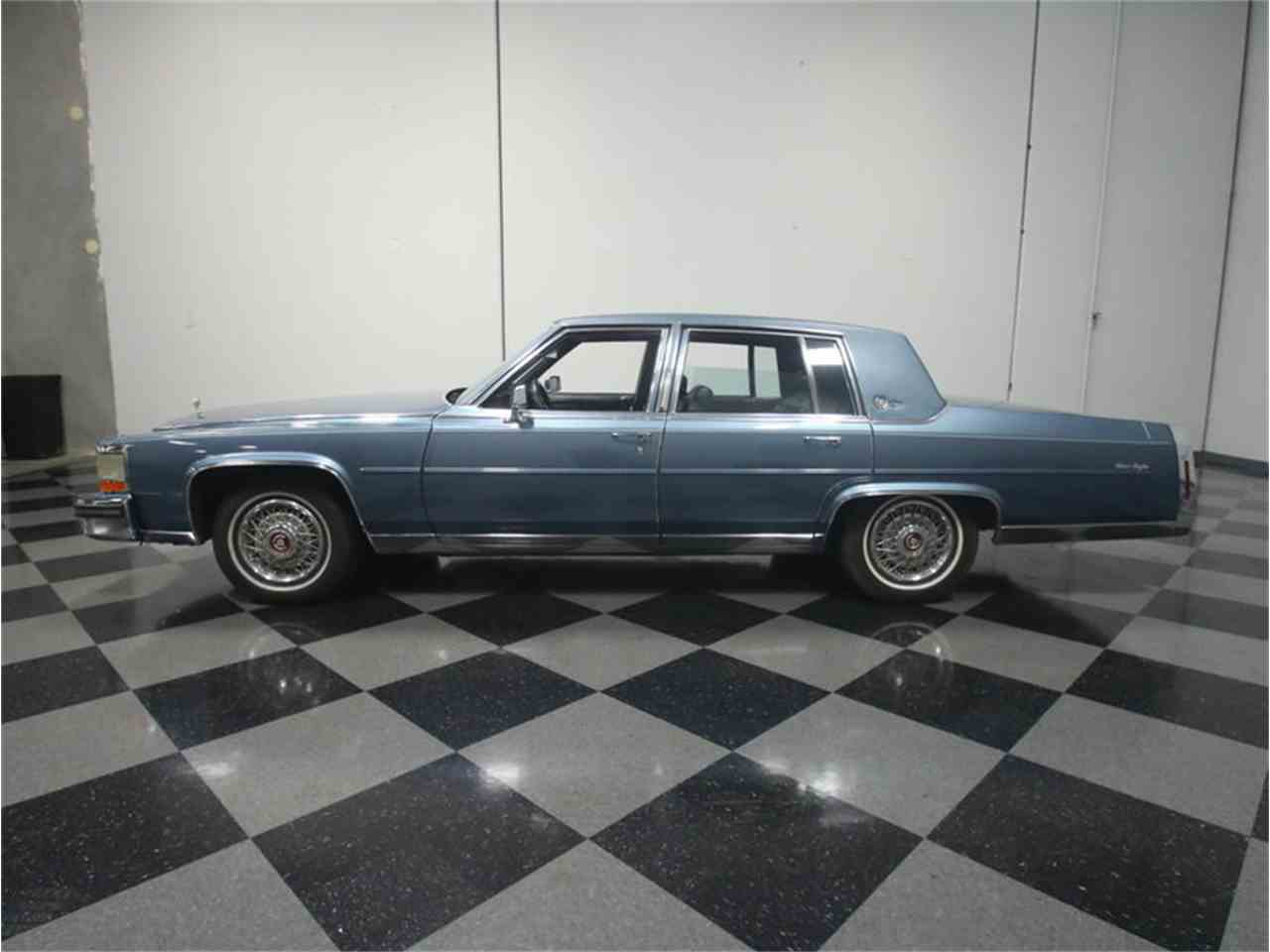 Large Picture of 1986 Cadillac Fleetwood Brougham - $8,995.00 Offered by Streetside Classics - Atlanta - LHHW