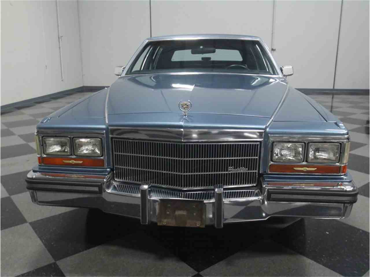 Large Picture of '86 Fleetwood Brougham located in Lithia Springs Georgia - LHHW