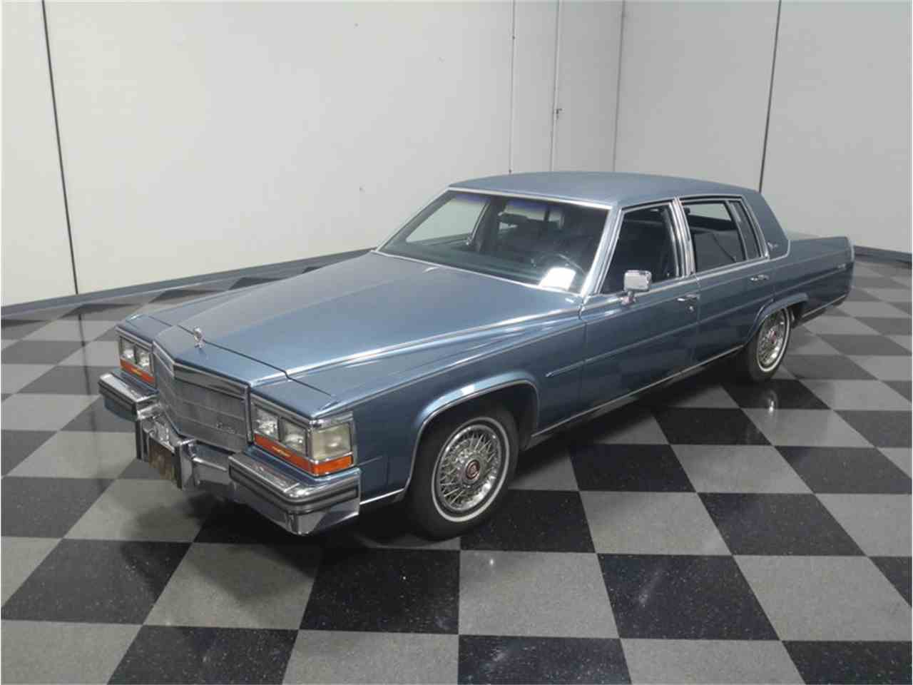 Large Picture of 1986 Fleetwood Brougham - LHHW