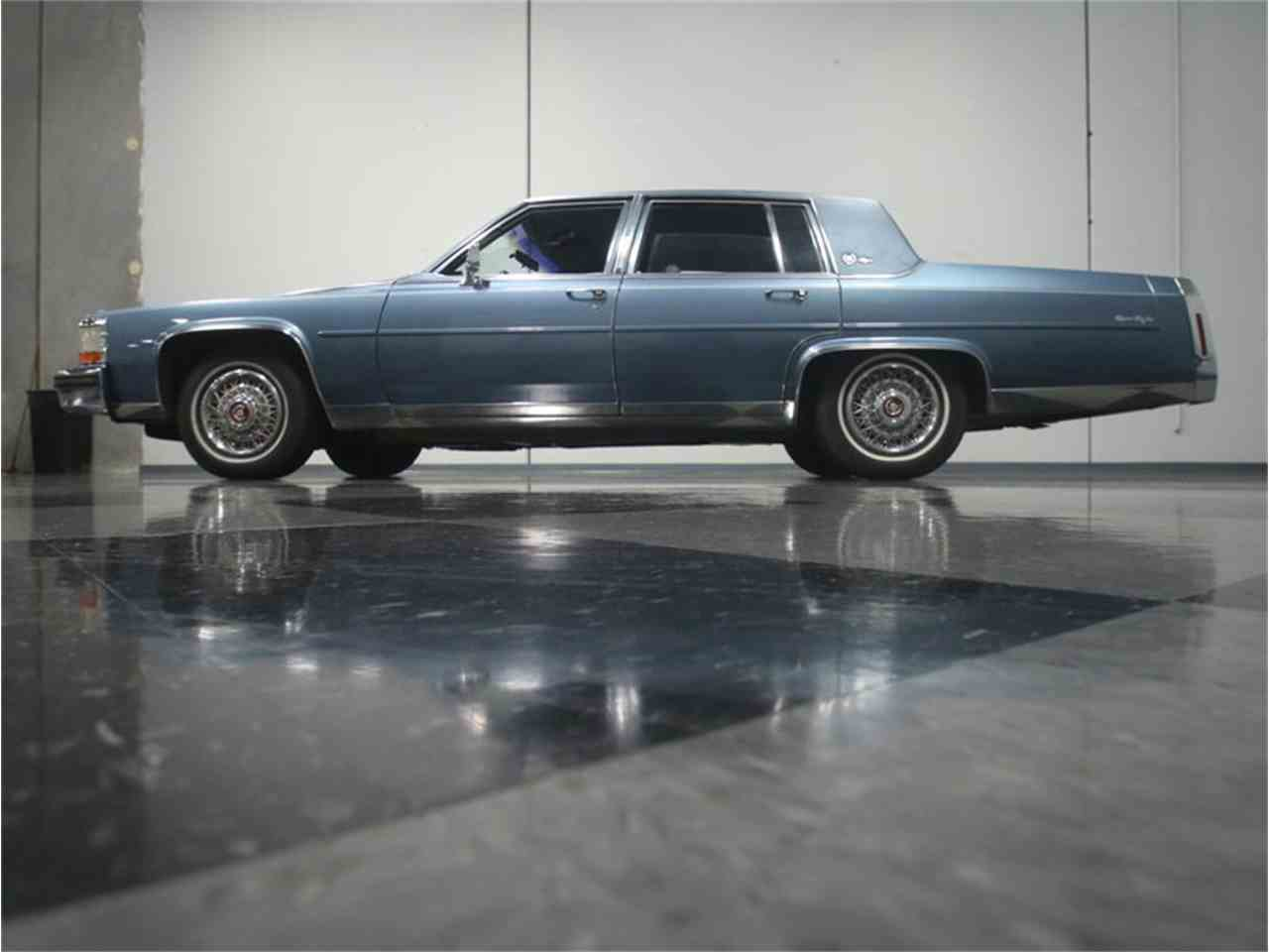 Large Picture of 1986 Fleetwood Brougham - $8,995.00 Offered by Streetside Classics - Atlanta - LHHW