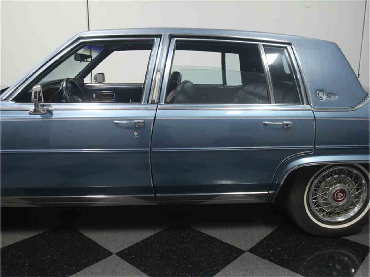 Large Picture of '86 Fleetwood Brougham - $8,995.00 - LHHW