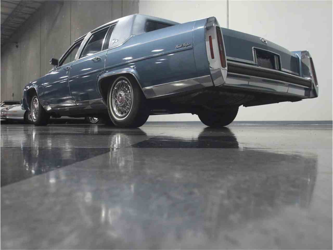 Large Picture of '86 Cadillac Fleetwood Brougham located in Georgia - $8,995.00 - LHHW