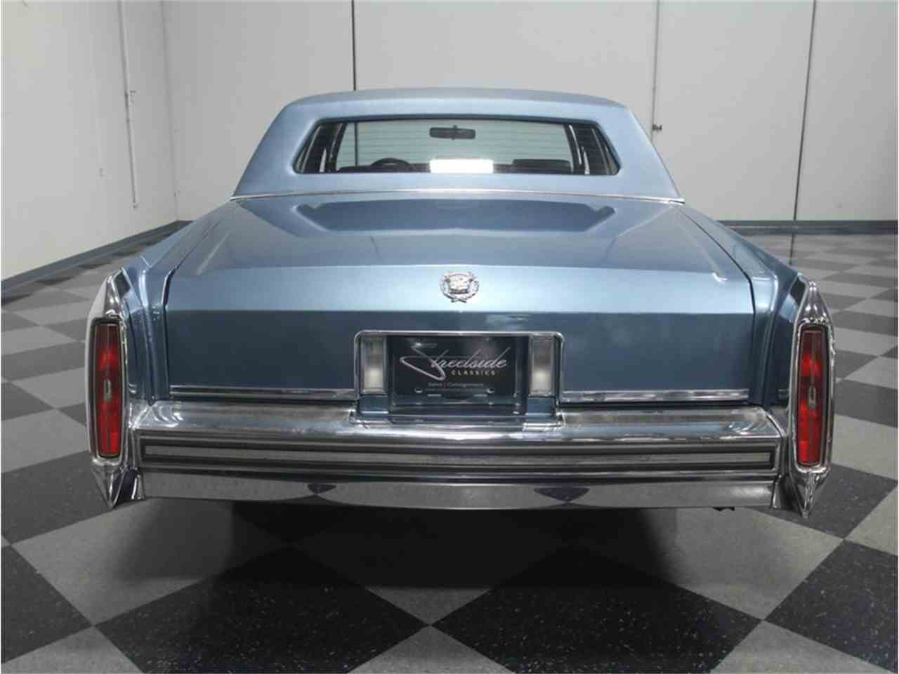 Large Picture of '86 Cadillac Fleetwood Brougham - $8,995.00 - LHHW
