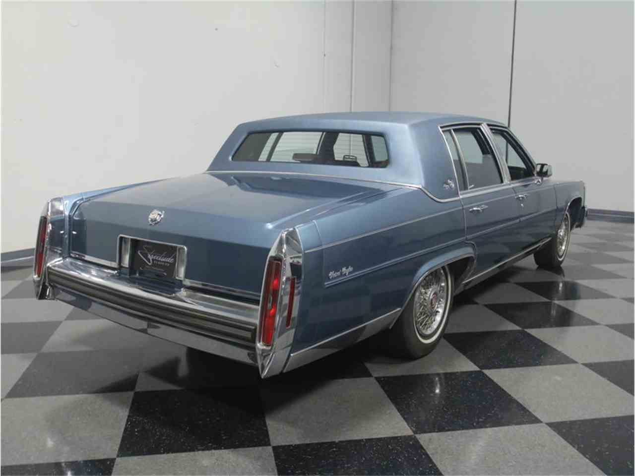 Large Picture of '86 Cadillac Fleetwood Brougham located in Lithia Springs Georgia - $8,995.00 Offered by Streetside Classics - Atlanta - LHHW