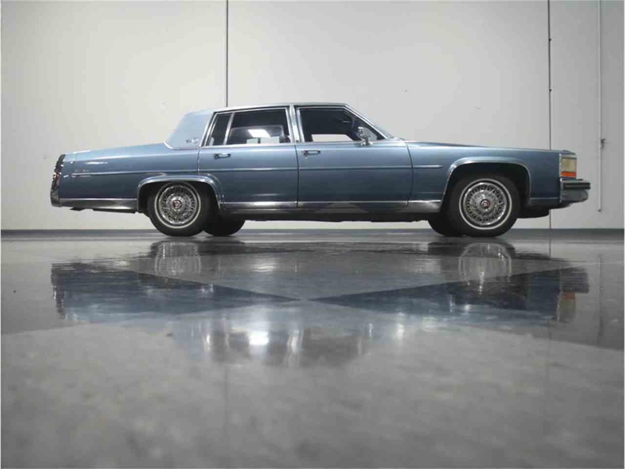 Large Picture of '86 Fleetwood Brougham located in Georgia Offered by Streetside Classics - Atlanta - LHHW