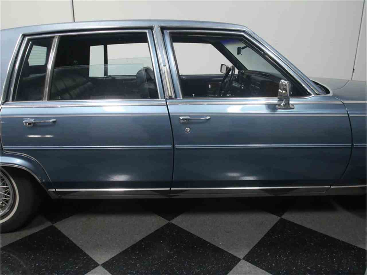 Large Picture of '86 Cadillac Fleetwood Brougham located in Lithia Springs Georgia - LHHW