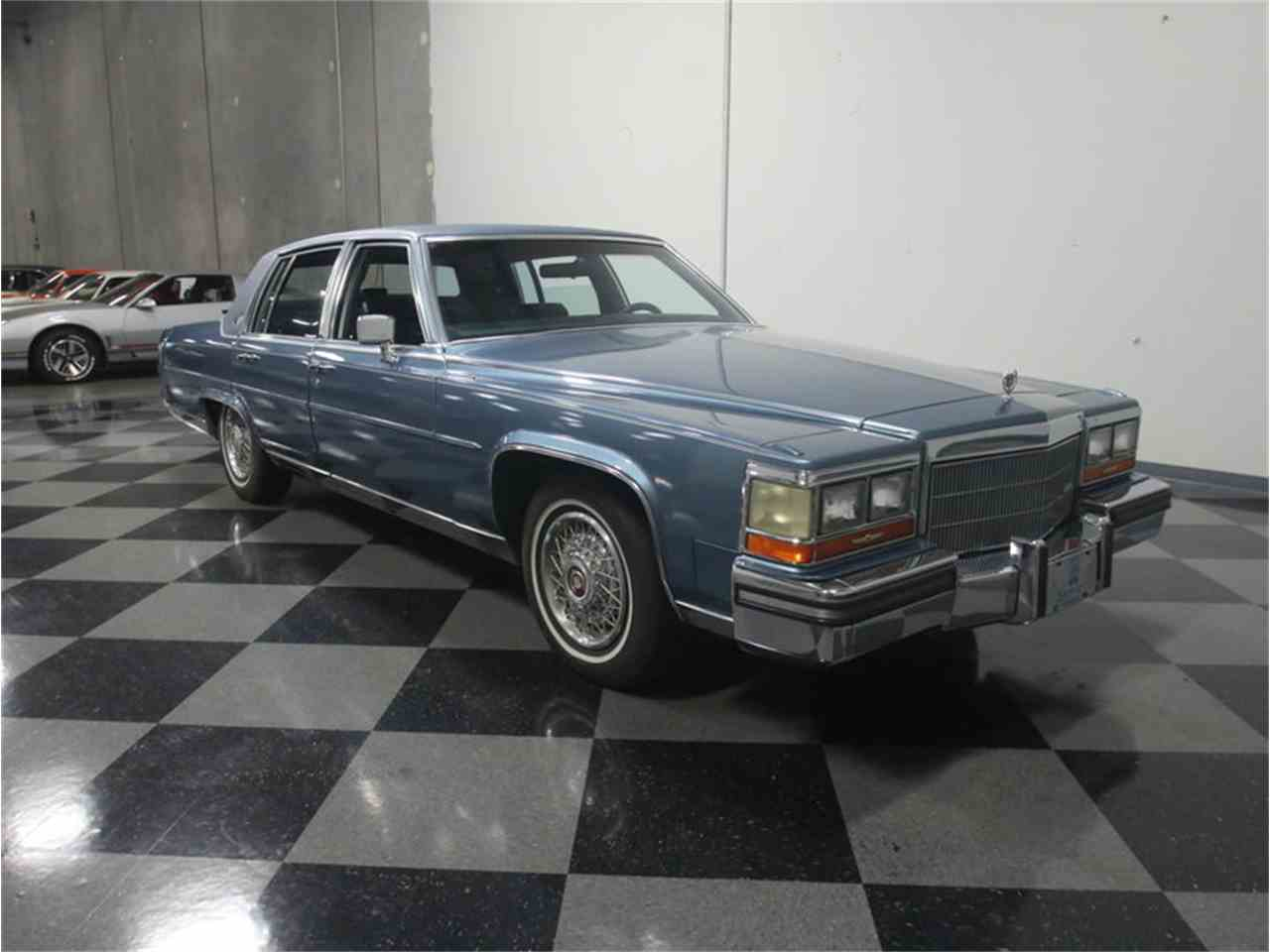 Large Picture of 1986 Cadillac Fleetwood Brougham located in Lithia Springs Georgia Offered by Streetside Classics - Atlanta - LHHW