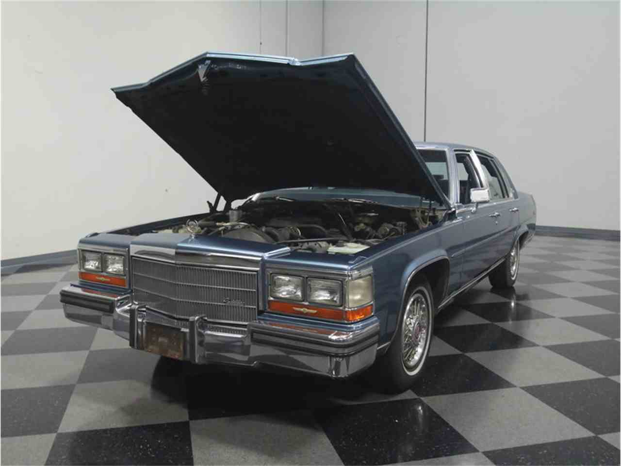 Large Picture of 1986 Fleetwood Brougham located in Georgia - LHHW