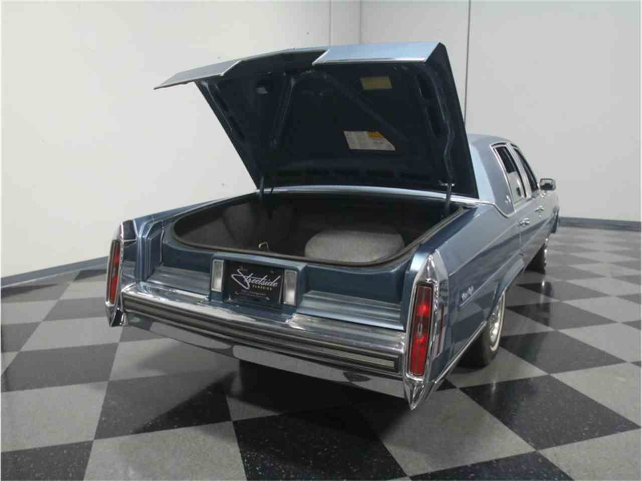 Large Picture of '86 Cadillac Fleetwood Brougham - $8,995.00 Offered by Streetside Classics - Atlanta - LHHW