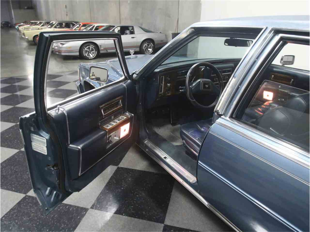 Large Picture of 1986 Fleetwood Brougham located in Georgia - $8,995.00 Offered by Streetside Classics - Atlanta - LHHW