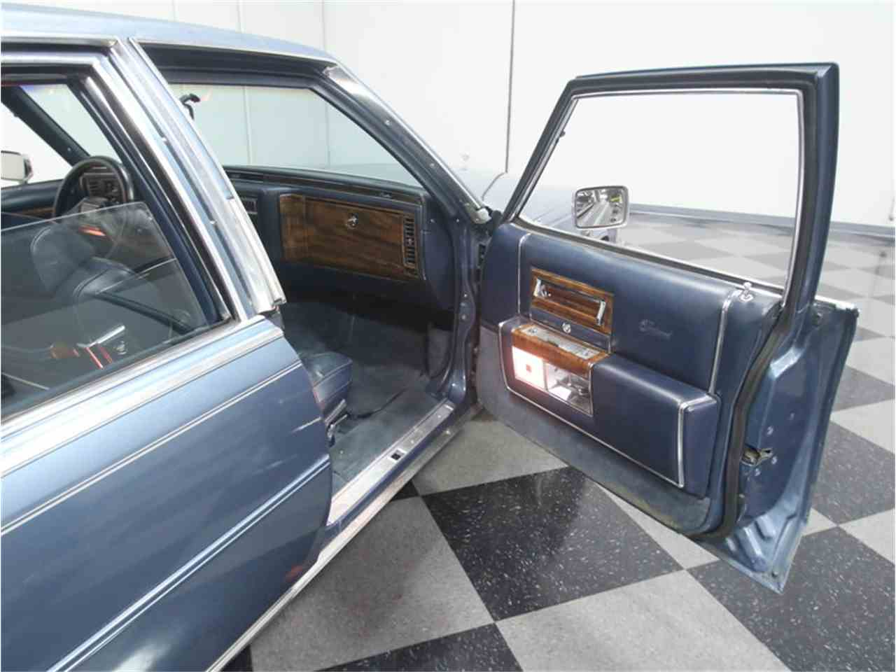 Large Picture of 1986 Cadillac Fleetwood Brougham located in Lithia Springs Georgia - $8,995.00 - LHHW