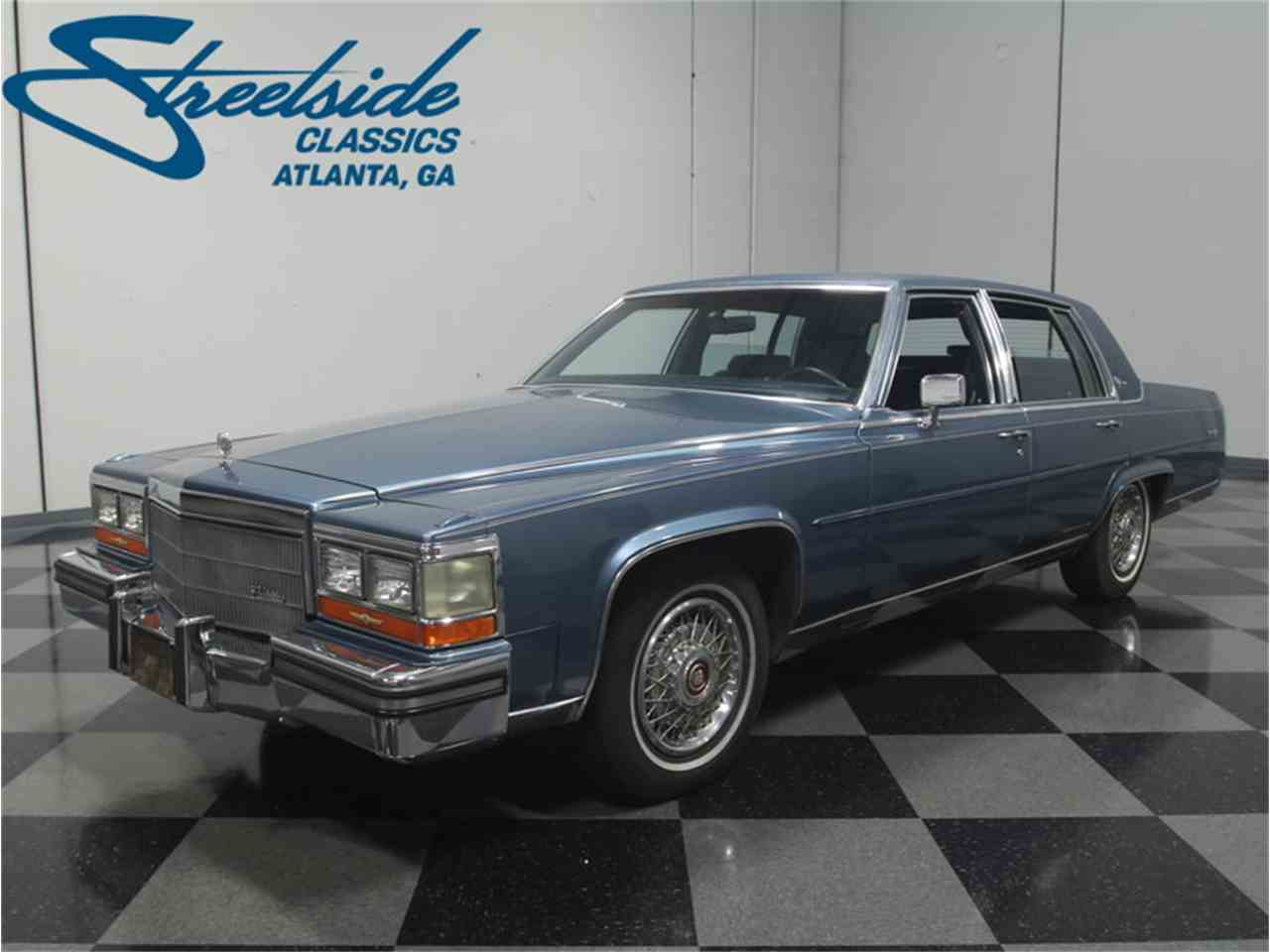 Large Picture of 1986 Fleetwood Brougham located in Lithia Springs Georgia - $8,995.00 Offered by Streetside Classics - Atlanta - LHHW
