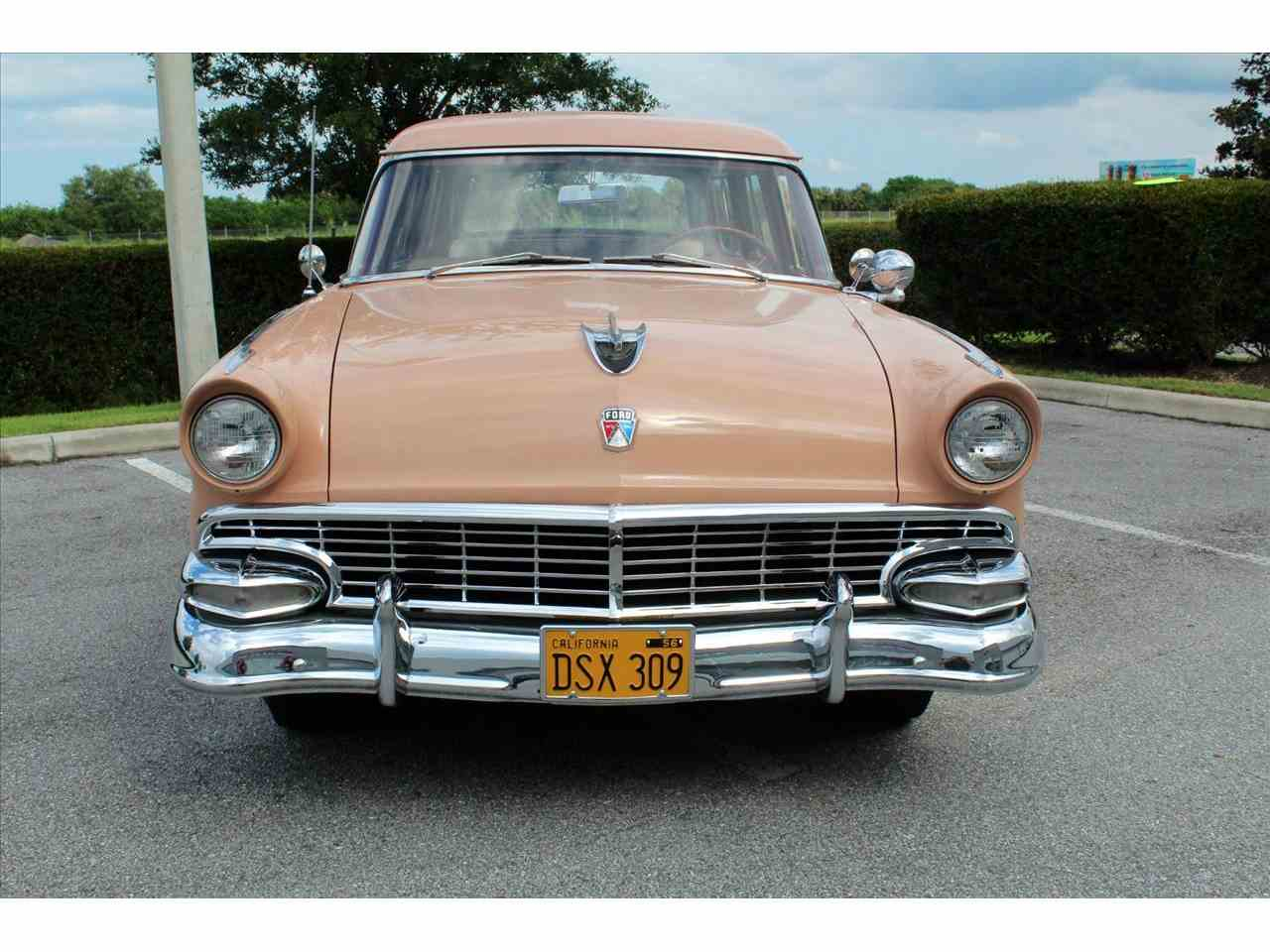 Large Picture of 1956 Ford Station Wagon located in Sarasota Florida - LHIN
