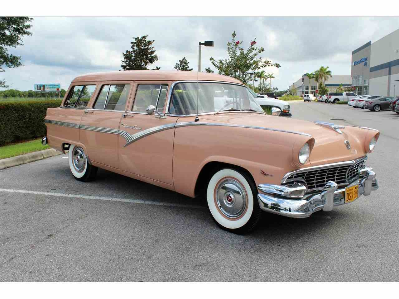Large Picture of Classic '56 Station Wagon located in Sarasota Florida - $39,900.00 - LHIN