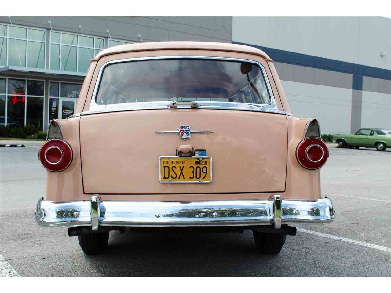 Large Picture of 1956 Ford Station Wagon located in Sarasota Florida - $39,900.00 - LHIN