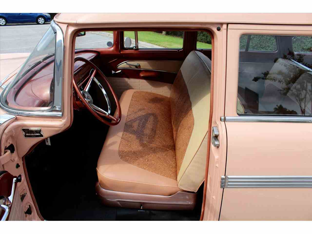 Large Picture of 1956 Station Wagon located in Sarasota Florida - $39,900.00 Offered by Classic Cars of Sarasota - LHIN