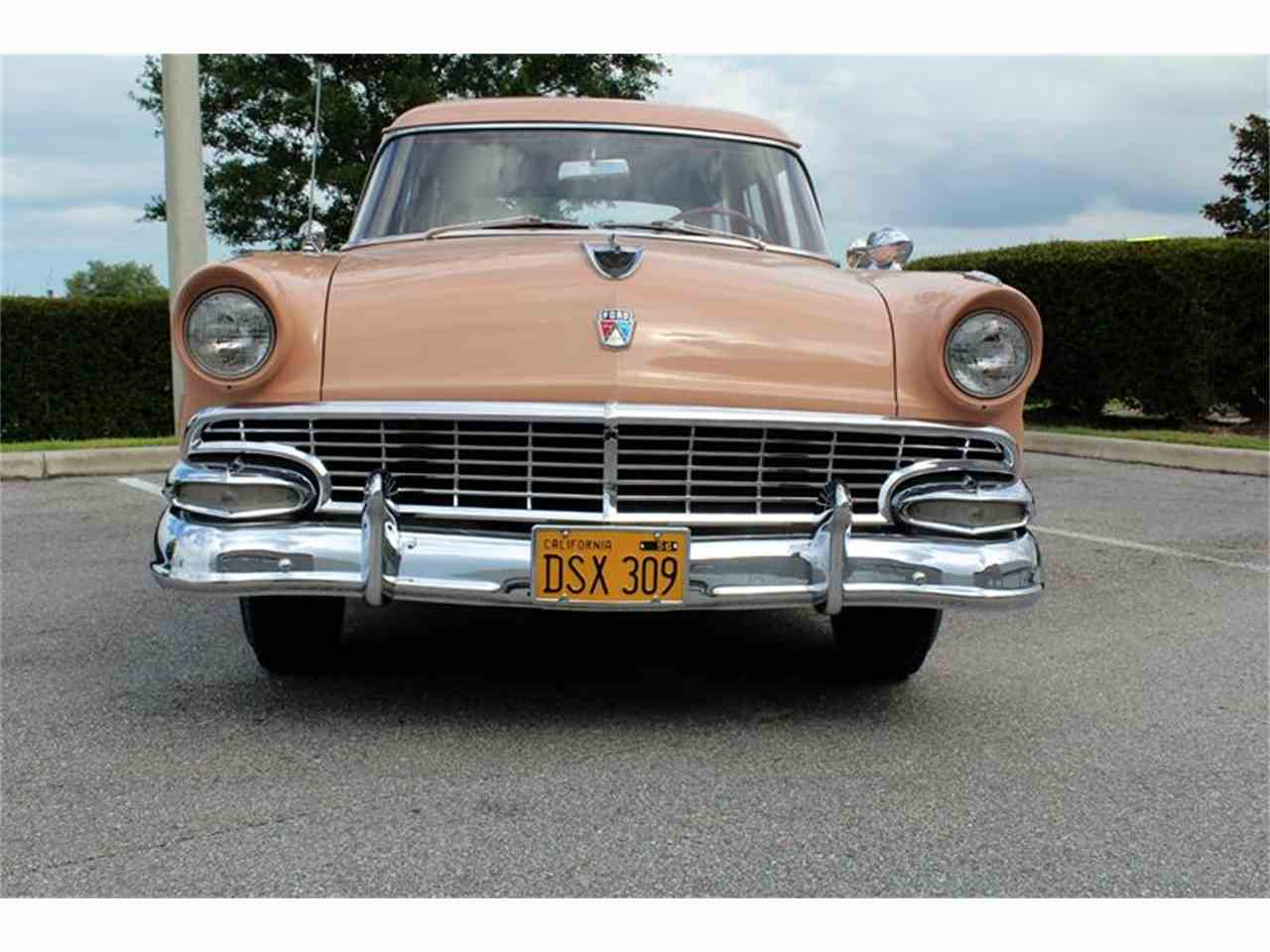 Large Picture of Classic '56 Ford Station Wagon located in Florida - $39,900.00 - LHIN