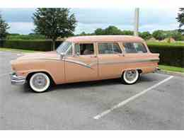 Picture of '56 Ford Station Wagon Offered by Classic Cars of Sarasota - LHIN