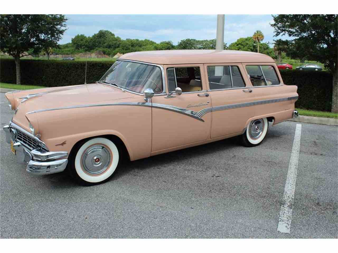 Large Picture of 1956 Station Wagon located in Florida - LHIN