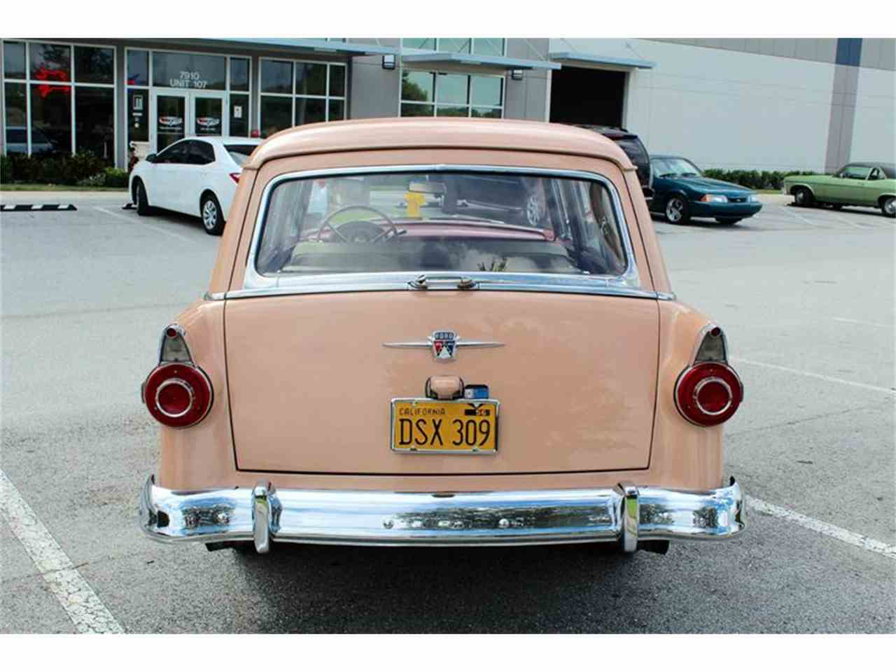 Large Picture of Classic 1956 Ford Station Wagon - $39,900.00 - LHIN
