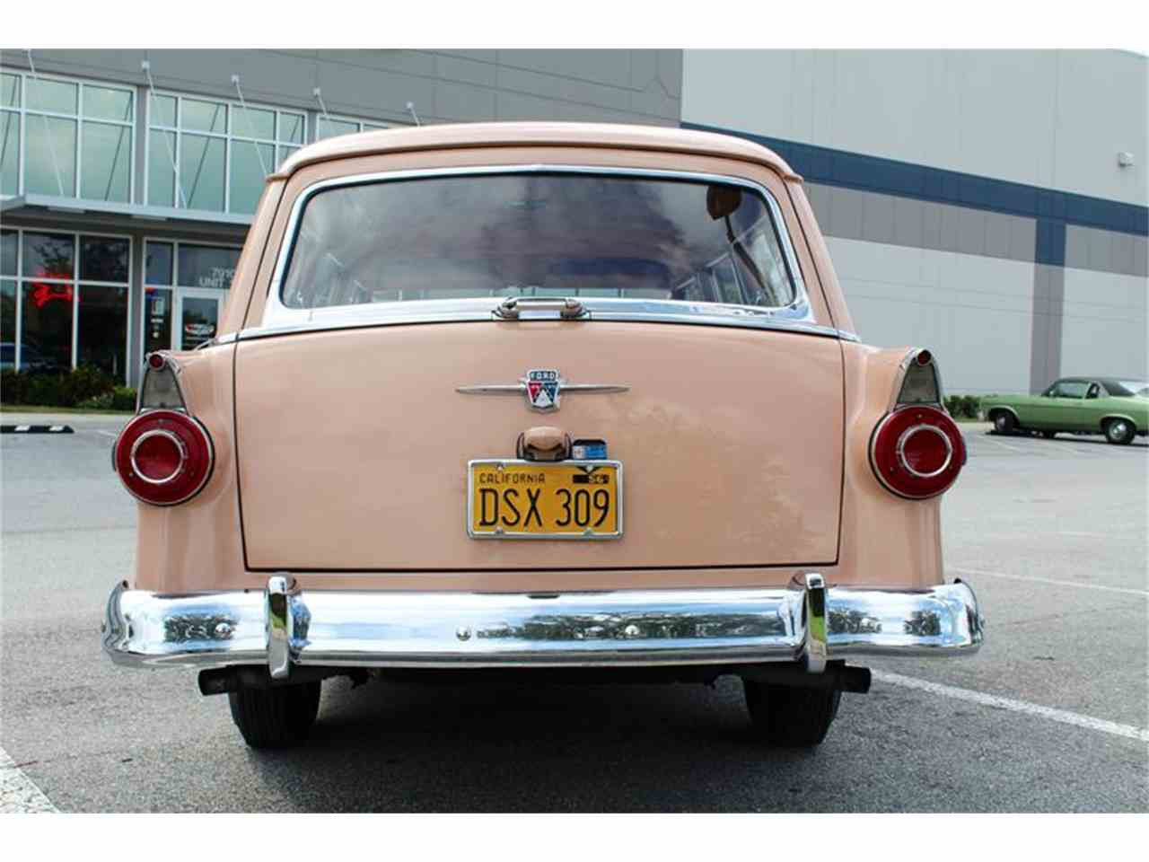 Large Picture of Classic '56 Station Wagon located in Florida - $39,900.00 Offered by Classic Cars of Sarasota - LHIN