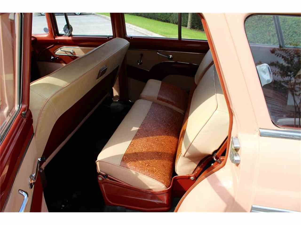 Large Picture of 1956 Ford Station Wagon located in Florida - $39,900.00 Offered by Classic Cars of Sarasota - LHIN