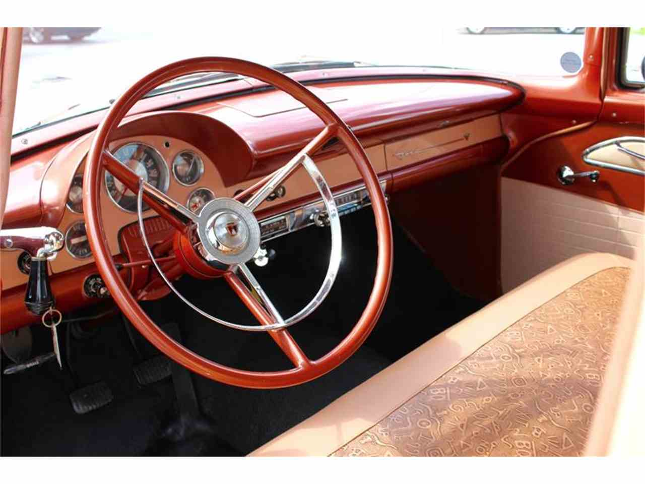 Large Picture of 1956 Ford Station Wagon located in Sarasota Florida Offered by Classic Cars of Sarasota - LHIN