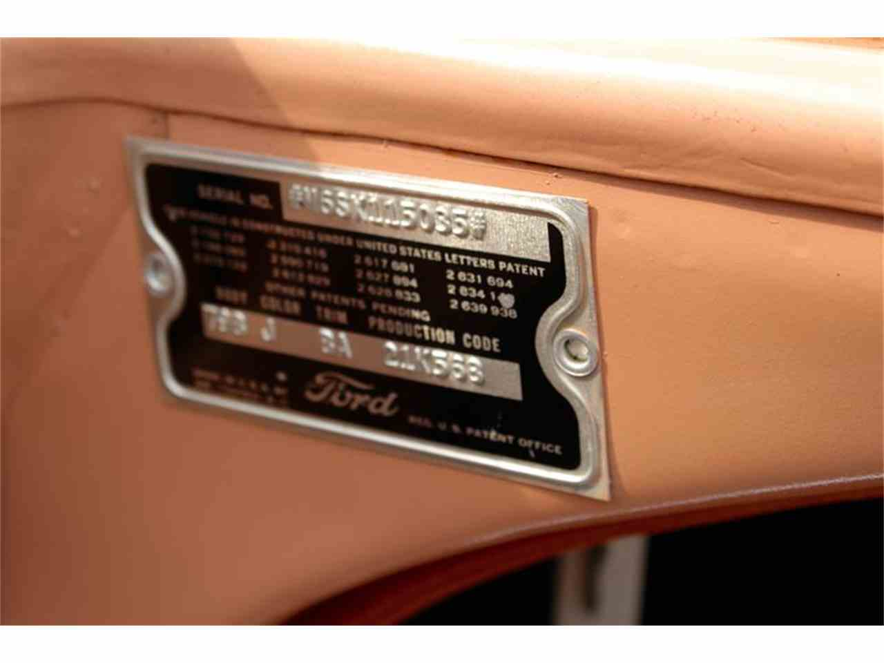 Large Picture of 1956 Ford Station Wagon - $39,900.00 - LHIN