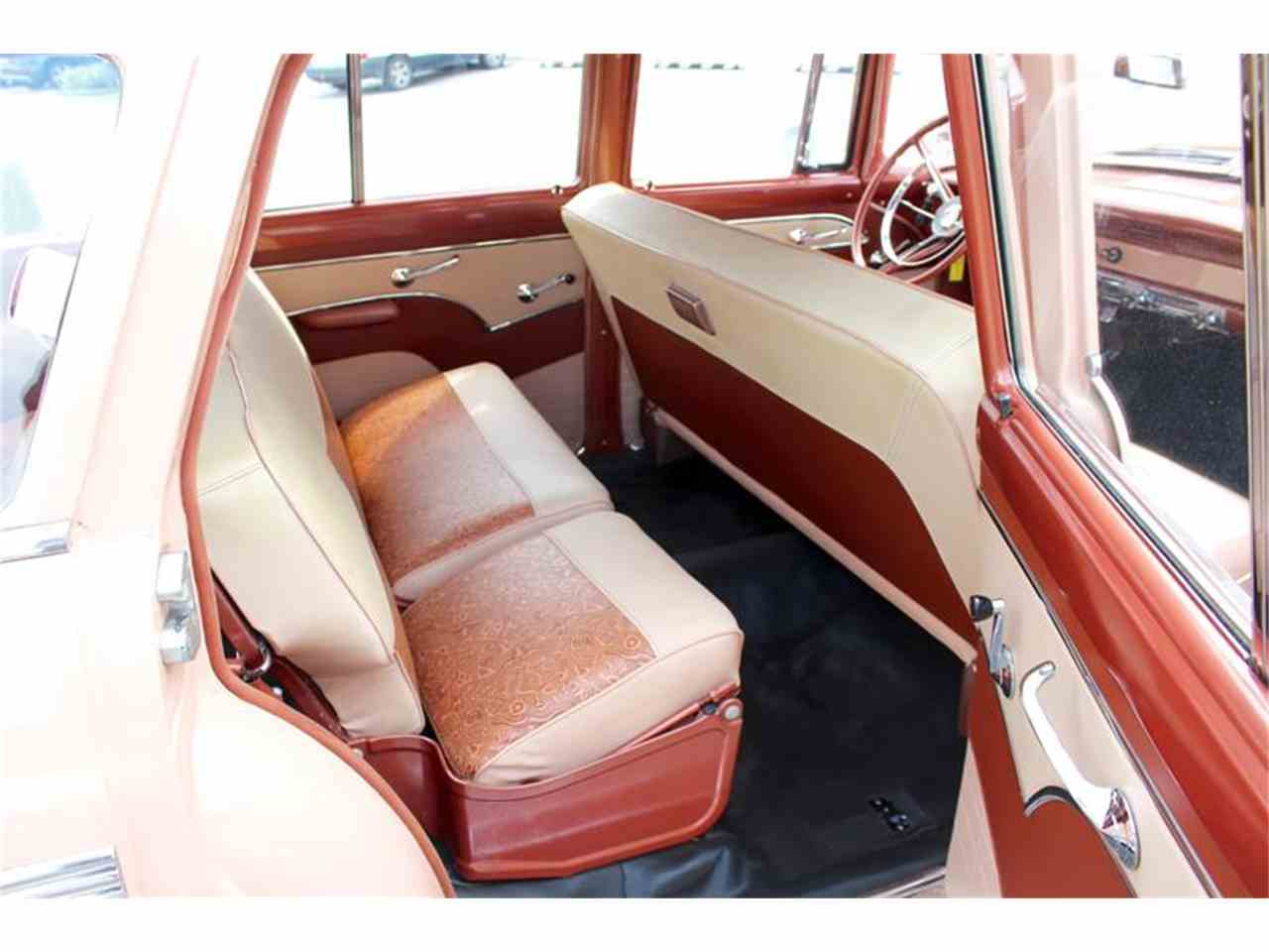 Large Picture of Classic 1956 Station Wagon located in Florida - $39,900.00 Offered by Classic Cars of Sarasota - LHIN